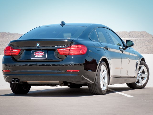 Used 2015 BMW 4-Series 428i Gran Coupe Prem Pkg Nav
