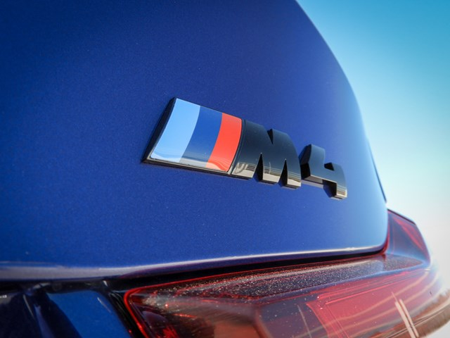 2020 BMW M-Series M4 Coupe
