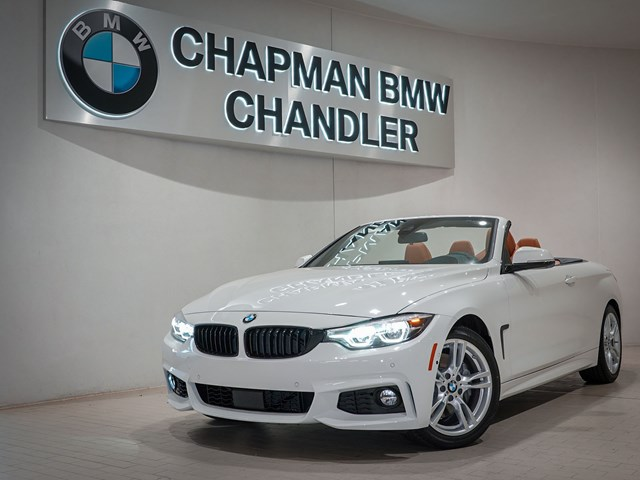 2020 BMW 4-Series 440i Convertible