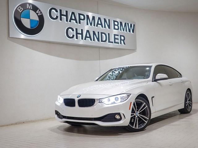 2015 BMW 4-Series 428i Gran Coupe Premium Pkg Nav