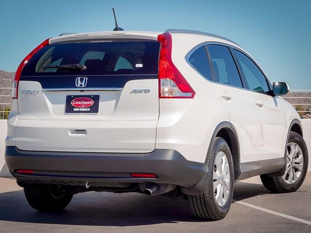 2013 Honda CR-V EX-L w/DVD