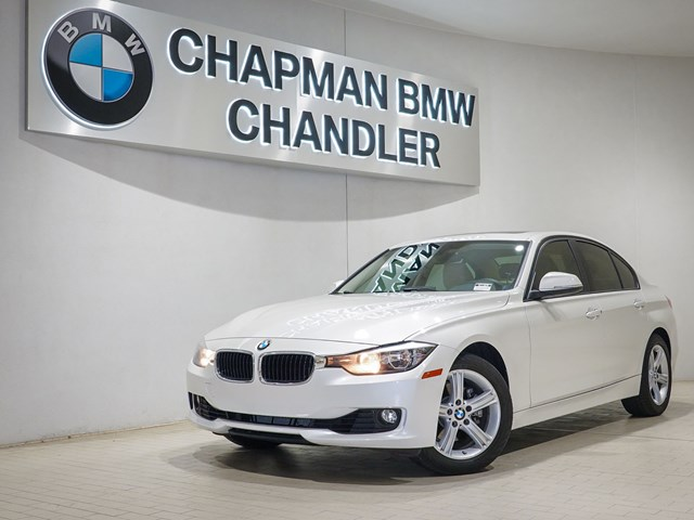 2015 BMW 3-Series 328i Nav