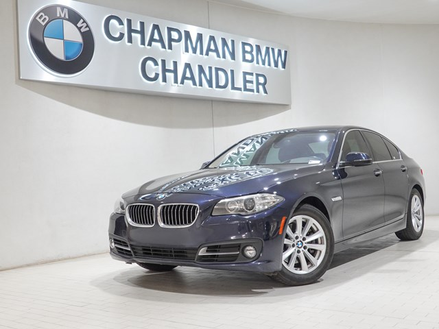 Used 2016 BMW 5-Series 528i Premium Pkg Nav