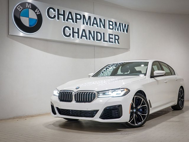2021 BMW 5-Series 540i Sedan
