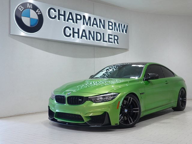 Certified Pre-Owned 2018 BMW M4 Carbon Fiber Executive/Competition Pkg Nav