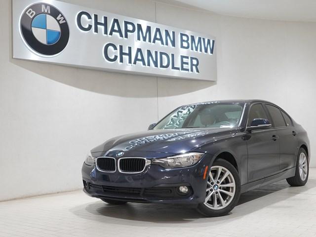 2017 BMW 3-Series 320i Premium Pkg