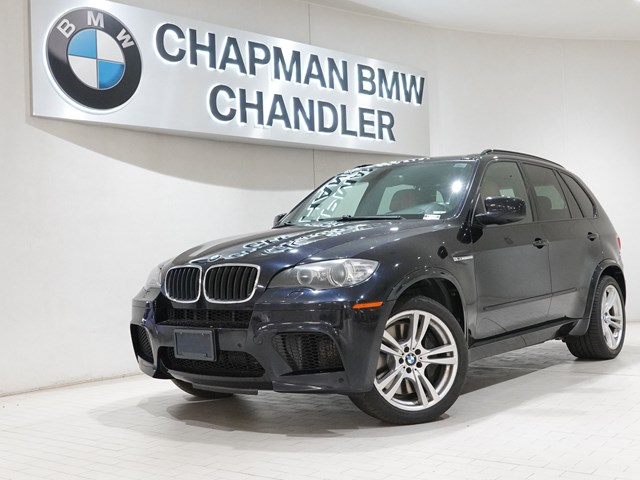 Used 2010 BMW X5 M Nav