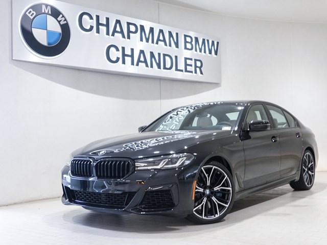 2021 BMW 5-Series M550i xDrive Sedan