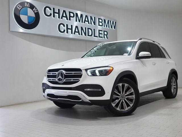 Used 2020 Mercedes-Benz GLE-Class GLE 350