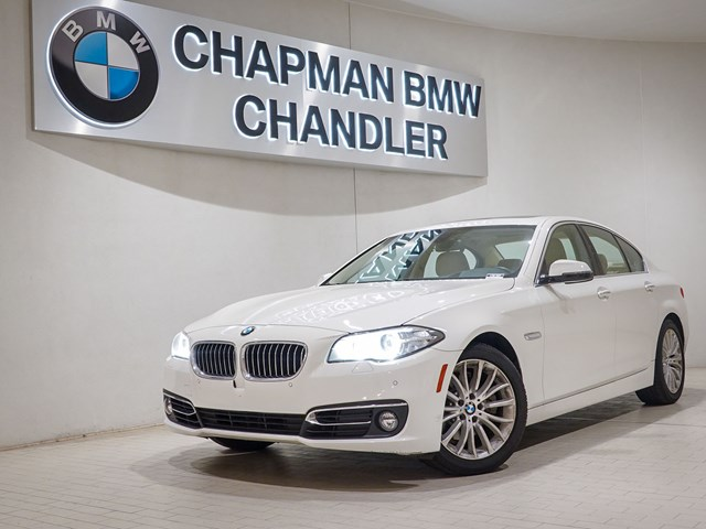 Used 2014 BMW 5-Series 528i Premium Pkg Nav