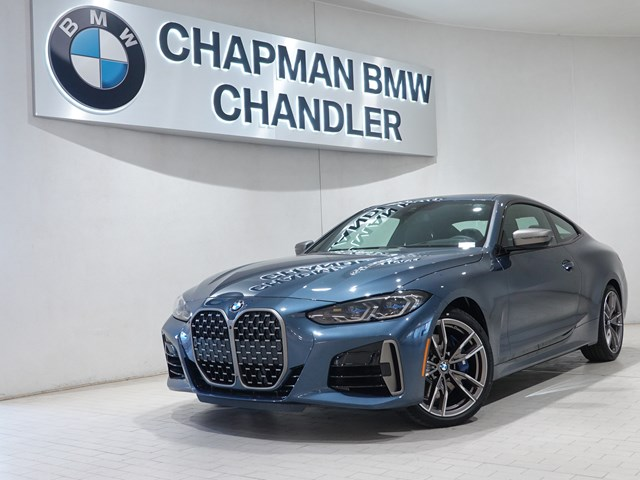 2021 BMW 4-Series M440i xDrive Coupe
