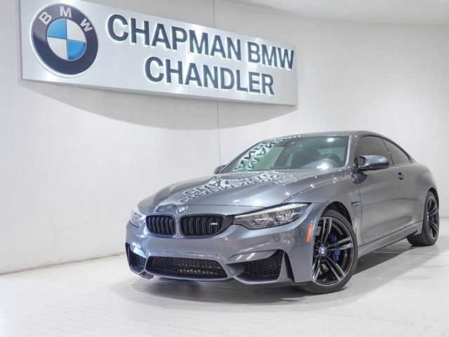 Certified Pre-Owned 2018 BMW M4 Executive/Competition Pkg Nav