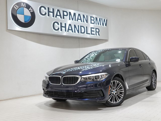 2020 BMW 5-Series 530i Nav