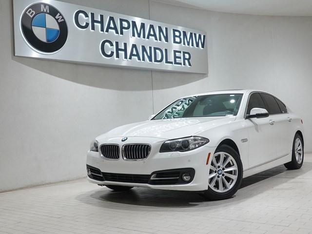 Used 2016 BMW 5-Series 528i Nav