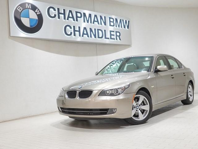 2008 BMW 5-Series 528i Premium Pkg
