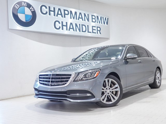 Used 2018 Mercedes-Benz S-Class S 450