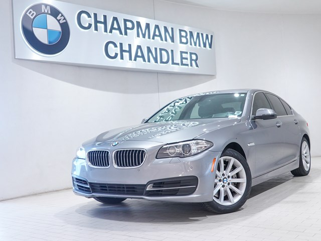 2014 BMW 5-Series 535d Premium Pkg Nav