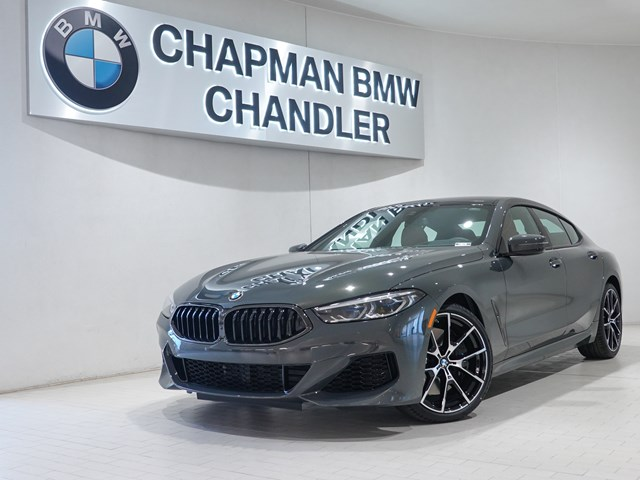 2021 BMW 8-Series 840i Gran Coupe Sedan