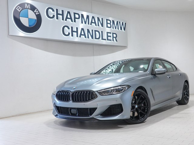 2021 BMW 8-Series M850i xDrive Gran Coupe Sedan