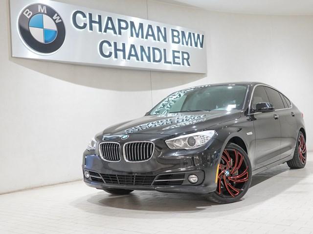 2016 BMW 5-Series 535i Gran Turismo Premium Pkg Nav