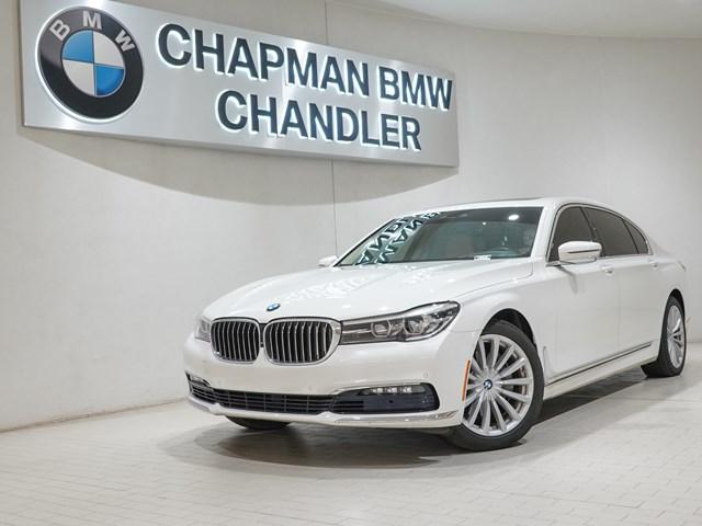 2017 BMW 7-Series 740i Exec Pkg Nav