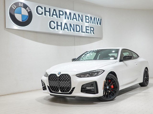 2021 BMW 4-Series 430i Coupe