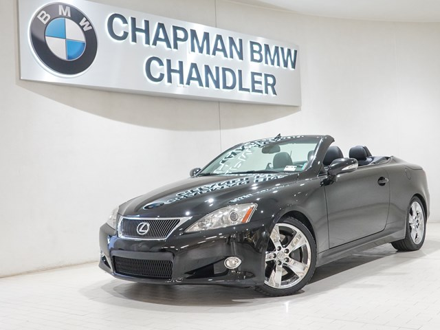 Used 2010 Lexus IS 350C