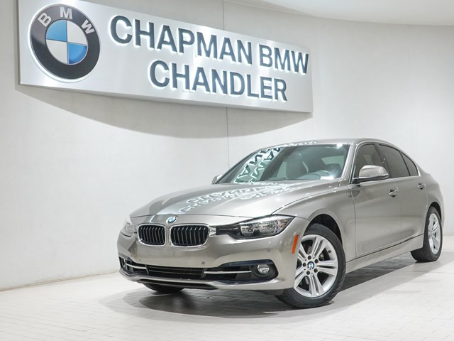 Used 2017 BMW 3-Series 330i xDrive