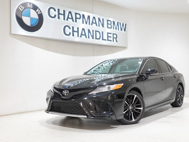 Used 2020 Toyota Camry XSE