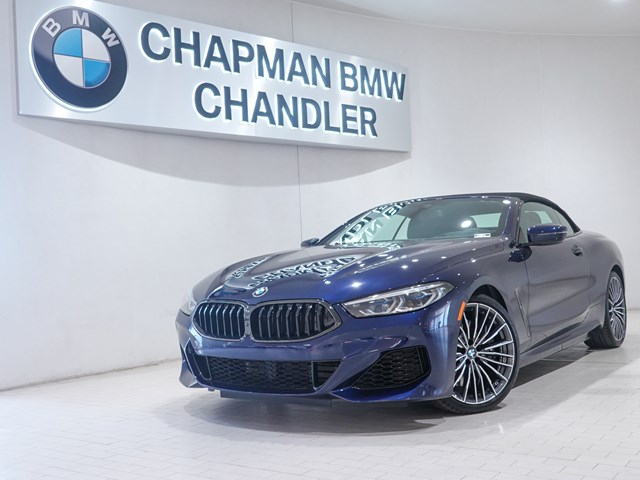 2021 BMW 8-Series 840i Convertible
