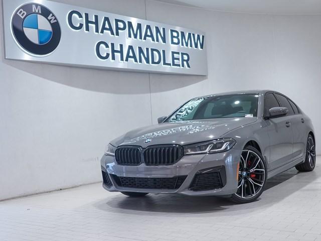 2021 BMW 5-Series 530i Sedan