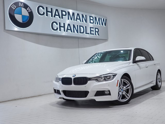 2017 BMW 3-Series 330i Premium/M-Sport Pkg Nav