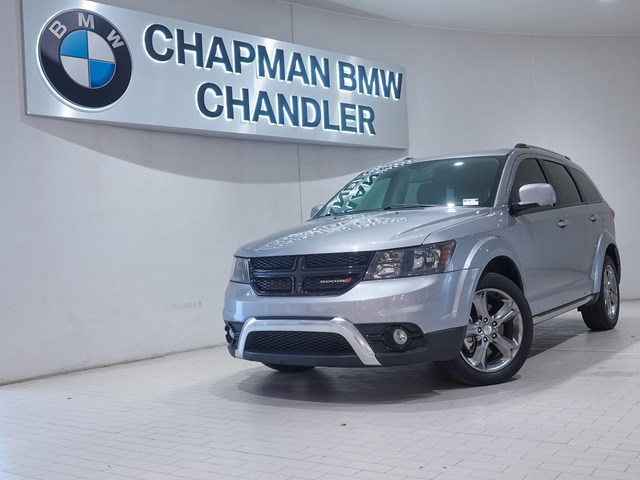 Used 2016 Dodge Journey Crossroad Plus