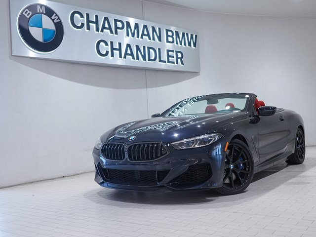 2022 BMW 8-Series M850i xDrive Convertible