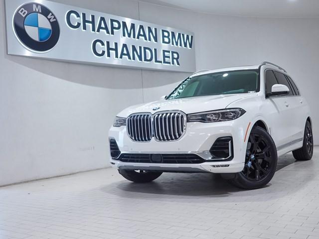 2019 BMW X7 xDrive50i Nav
