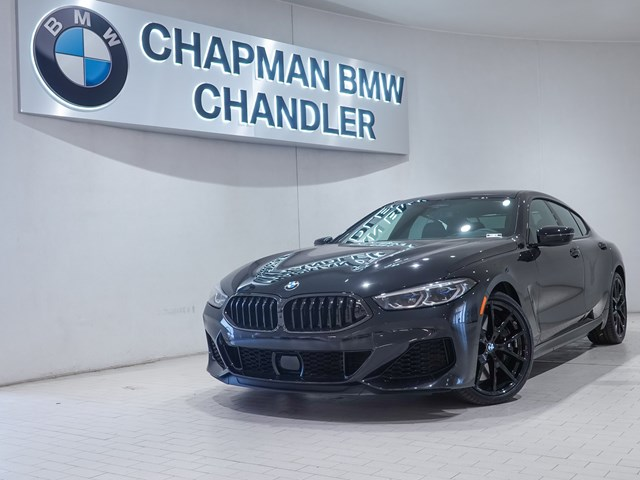 2022 BMW 8-Series M850i xDrive Gran Coupe Sedan