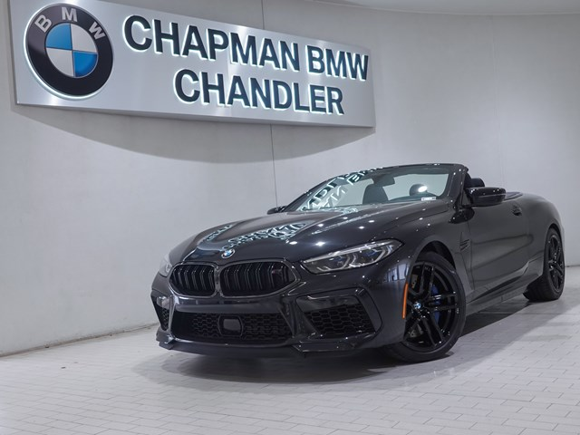 2022 BMW M-Series M8 Convertible