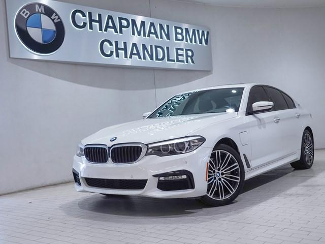 2018 BMW 5-Series 530e iPerformance M-Sport Pkg Nav