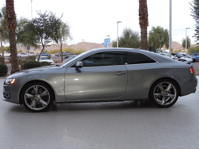 Used 2010 Audi A5 2 0t Quattro Prem Plus Nav For Sale Stock 68337a Chapman Bmw On Camelback