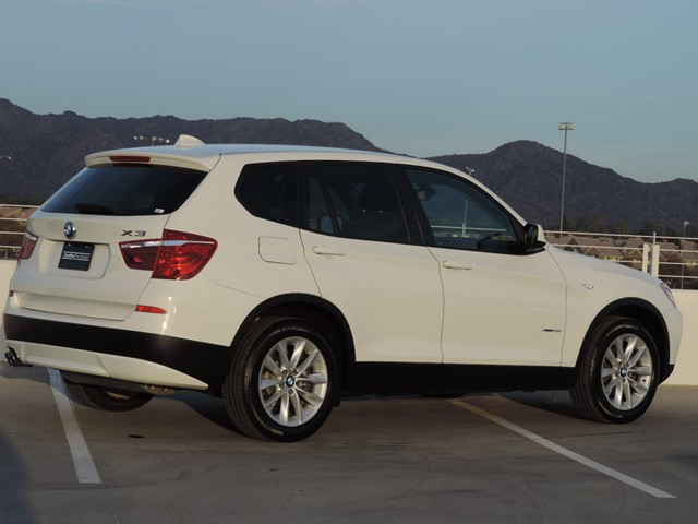 used 2014 bmw x3 xdrive28i for sale stock 68459 chapman bmw on camelback. Black Bedroom Furniture Sets. Home Design Ideas