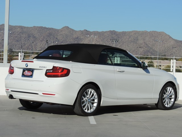 Used 2016 Bmw 2 Series Conv 228i Stock 68484 Chapman