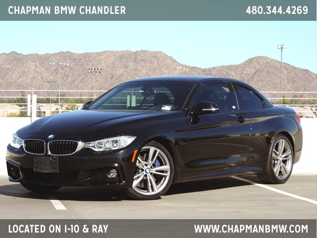 2014 bmw 4 series 435i prem m sport pkg nav 68663 chapman automotive group. Black Bedroom Furniture Sets. Home Design Ideas