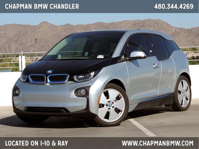 2014 BMW i3 Nav Details