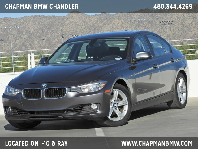 2013 BMW 3-Series Sdn 328i Details