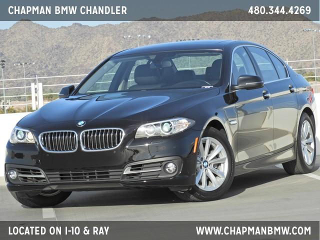2015 BMW 5-Series 528i Nav Details