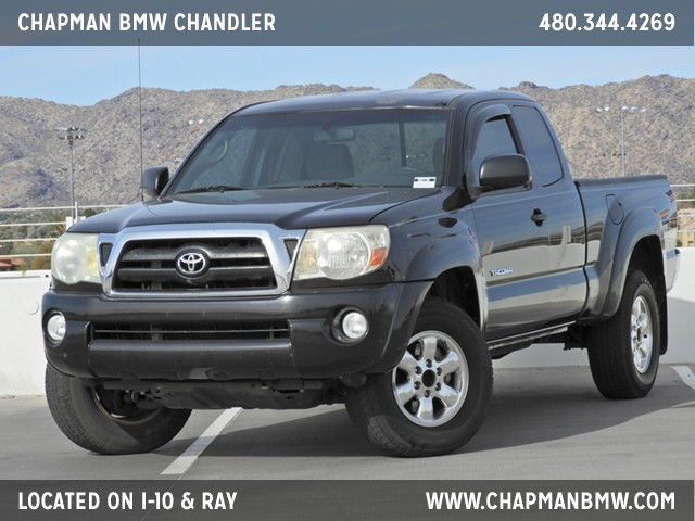 Used 2006 Toyota Tacoma Prerunner Extended Cab For Sale