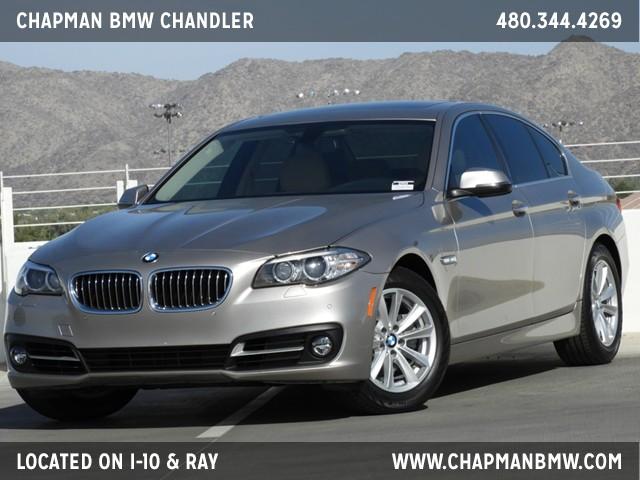 2016 BMW 5-Series 528i Nav Details