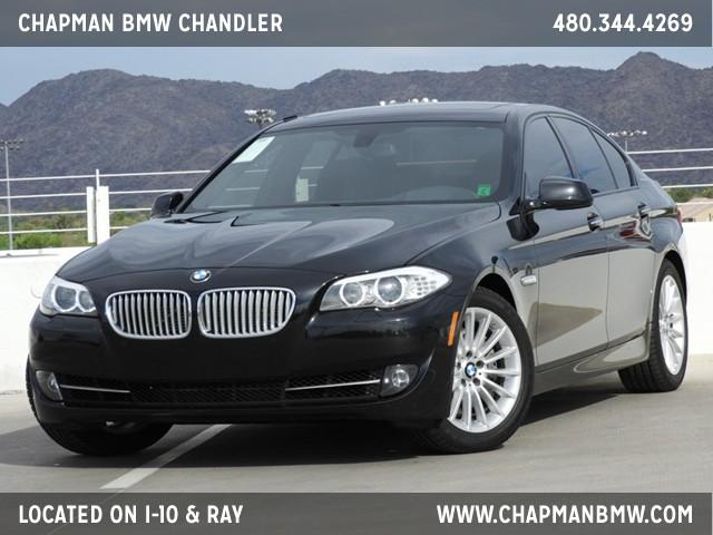 2013 BMW 5-Series ActiveHybrid 5 Prem/Tech/Sport Pkg Details