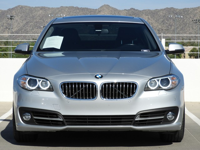 2015 BMW 5 Series 528i Stock 69812