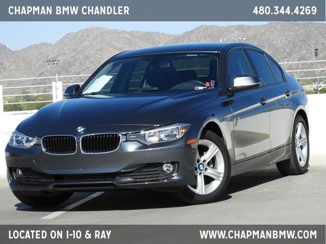 2015 BMW 3-Series Sdn 320i Details